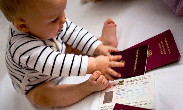 оформление всех документов после рождения малыша