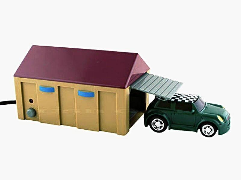 гараж для личного автомобиля