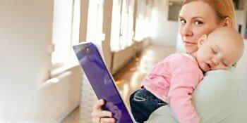 Молодым мамам на заметку: как оплачивается декретный отпуск